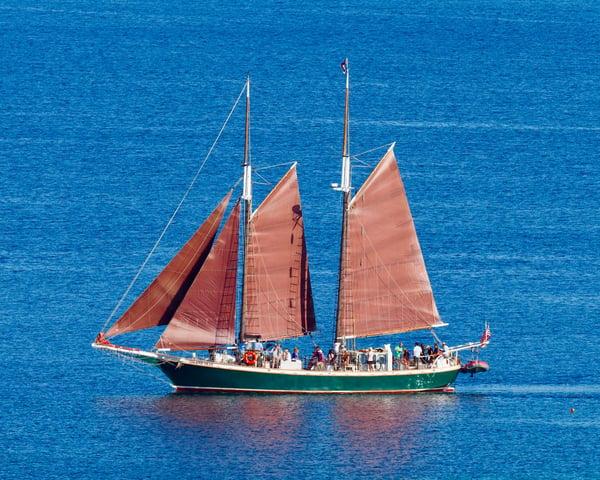 The 70' Inland Seas Schooner